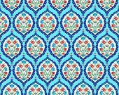 image of ottoman  - Seamless pattern design inspired by the Ottoman decorative arts - JPG