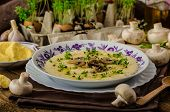 pic of infusion  - Rosemary and chilli infused polenta with saut - JPG