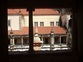picture of templar  - Convent of Christ - JPG