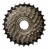 image of bicycle gear  - Bicycle gear - JPG