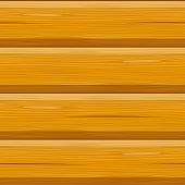 foto of log cabin  - vector wooden blockhouse log cabin seamless background - JPG