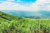 Beautiful View Point Of Elephant Hills View Point Or  Nern Chang Suek , Pilok, On The Mountain In poster