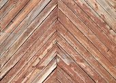 pic of wainscoting  - a wooden texture great as a background - JPG