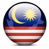 stock photo of malaysia  - Vector Image  - JPG