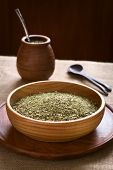 picture of mating  - South American yerba mate  - JPG