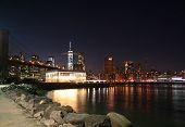 foto of trade  - Looking towards lower Manhattan - JPG