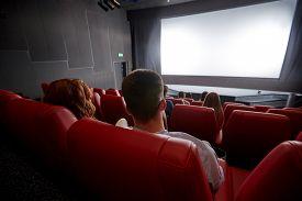 foto of cinema auditorium  - cinema - JPG