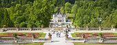 image of munich residence  - Panorama Castle Linderhof - JPG