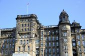 image of infirmary  - The Glasgow Royal Infirmary - JPG