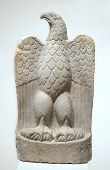 Ancient Marble Eagle