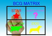 picture of cash cow  - Chose in chart BCG Matrix is marketing tool - JPG