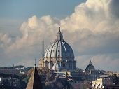 Saint Peter Basilica Dome
