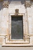 picture of pilaster  - Church of Madonna del Soccorso - JPG