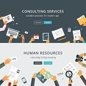 picture of financial management  - Design Concepts for Consulting Services and Human Resources - JPG