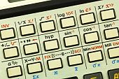 Function keys in a scientific calculator concepts of education and science advancement