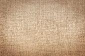 picture of texture  - A rough burlap textile - JPG