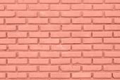 picture of brick block  - Red or brown wall of Cement Brick or Block as Background - JPG