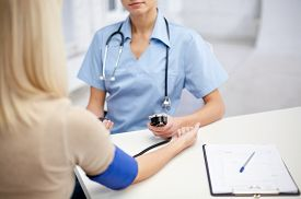 stock photo of hypertensive  - medicine - JPG