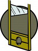 stock photo of guillotine  - guillotine - JPG