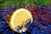 foto of crown green bowls  - Splash with fresh lemon - JPG