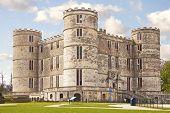 Постер, плакат: Замок Лалворт Дорсет Англия