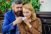 Find And Date Businessman. Girl Dating With Businessman. Dating Businessman. Couple Cuddling Cafe Te poster