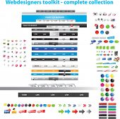 Webdesigners toolkit - complete collection
