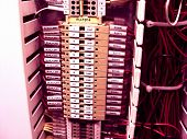 image of plc  - Programmable Logic Controller from a Iron Ore Plant - JPG