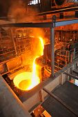 picture of ferrous metal  - Foundry  - JPG