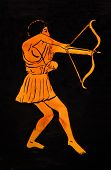 Ancient Greek Archer