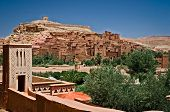 The Fort Of Ait Ben Haddou, Morocco