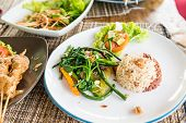 image of ayam  - Organic food of Bali - JPG