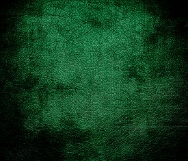 foto of dartmouth  - Grunge background of dartmouth green leather texture for design - JPG