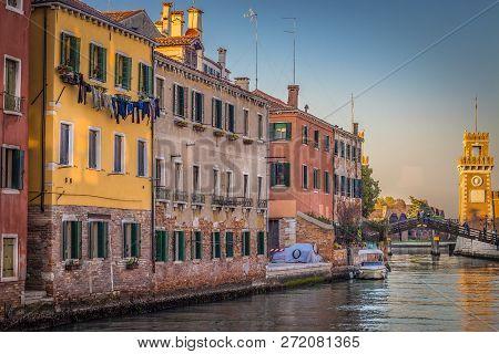 The Picturesque Landscape The Venetian
