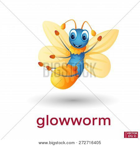 Vector Image Of An Insect