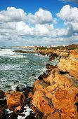 stock photo of asilah  - Atlantic Ocean landscape - JPG