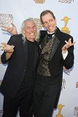 BURBANK - JUN 26: Camden Toy, Doug Jones at the 39th Annual Saturn Awards held at Castaways on June