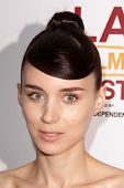 LOS ANGELES - JUN 15:  Rooney Mara arrives at the