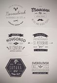 foto of letter t  - 6 Hand Drawn Style Logos - JPG