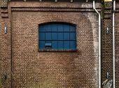 Постер, плакат: Old factory