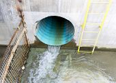 picture of slag  - Rainwater treatment plant  - JPG