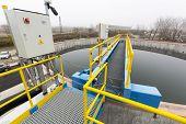 pic of defecate  - Rainwater treatment plant  - JPG