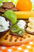 pic of curd  - Healthy eating - JPG