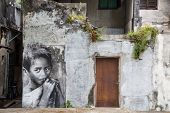image of street-art  - GEORGE TOWNPENANG MALAYSIA - JPG