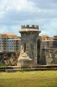pic of san juan puerto rico  - Castillo de San Cristobal - JPG