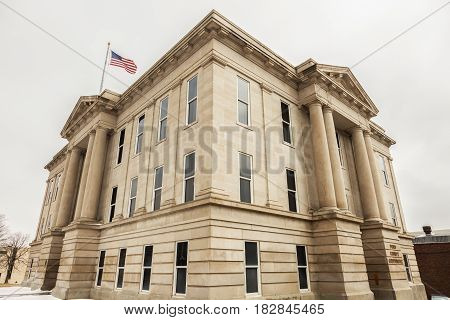 Ford County Courthouse