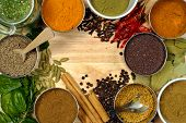 picture of garam masala  - Image of spices  - JPG