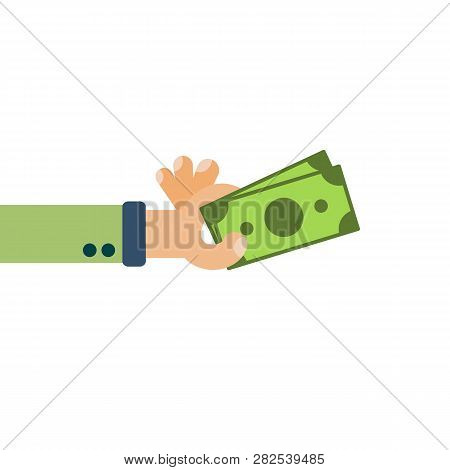 Hand Hold Cash Money Financial