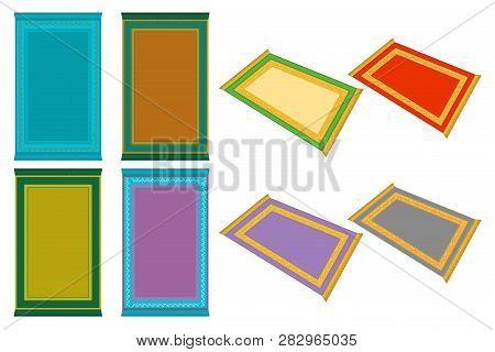 Illustration On Theme Big Colored