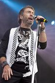 CLARK, NJ - SEPT 17: Singer/songwriter Paul Rodgers performs at the Union County Music Fest on Septe